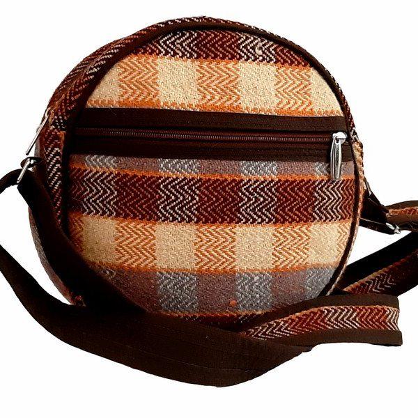 کیف دوشی گرد