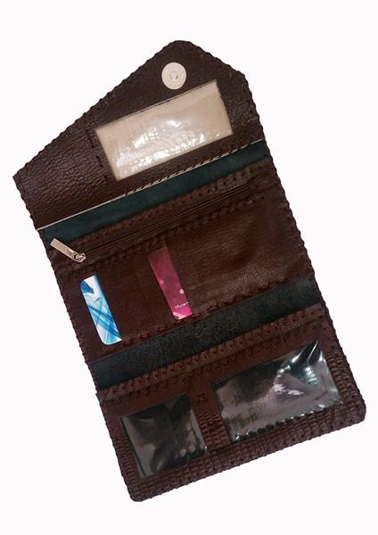 کیف پول لبه دار