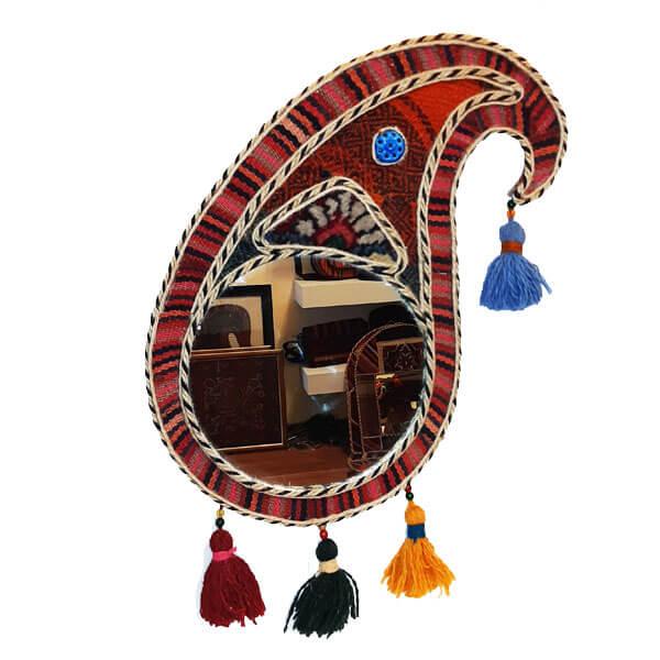 آیینه سنتی بته جقه کوچک