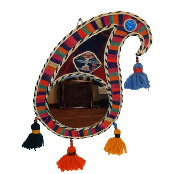آیینه سنتی بته جقه بزرگ