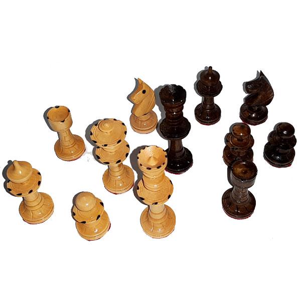 مهره های شطرنج