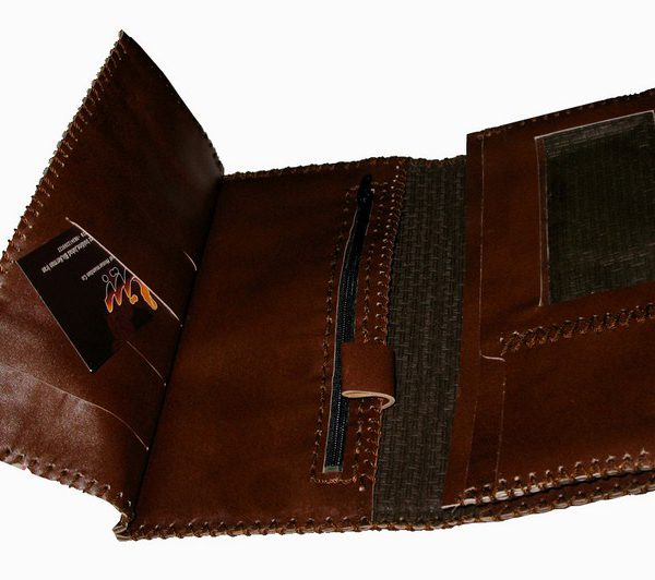 کیف مردانه پالتویی سه لت